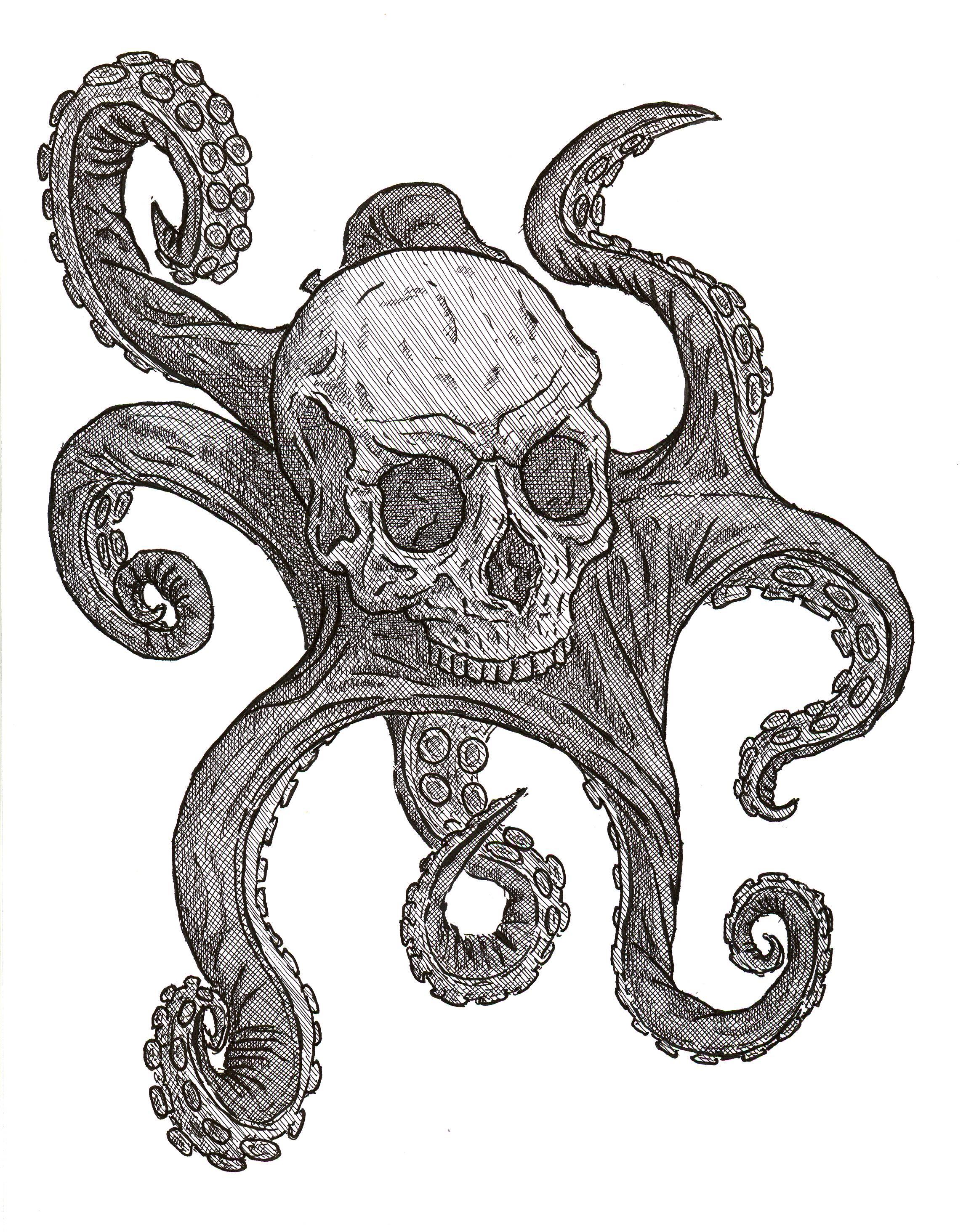 Skulltopus011