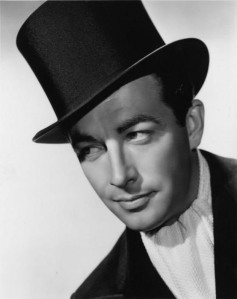 Robert Taylor. What women want.