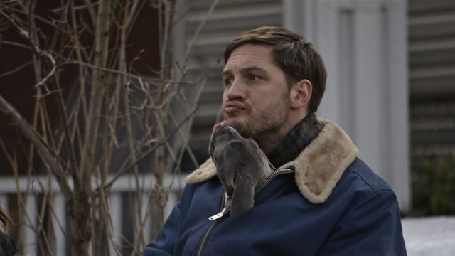 Tom-Hardy-and-a-Dog-in-The-Drop1