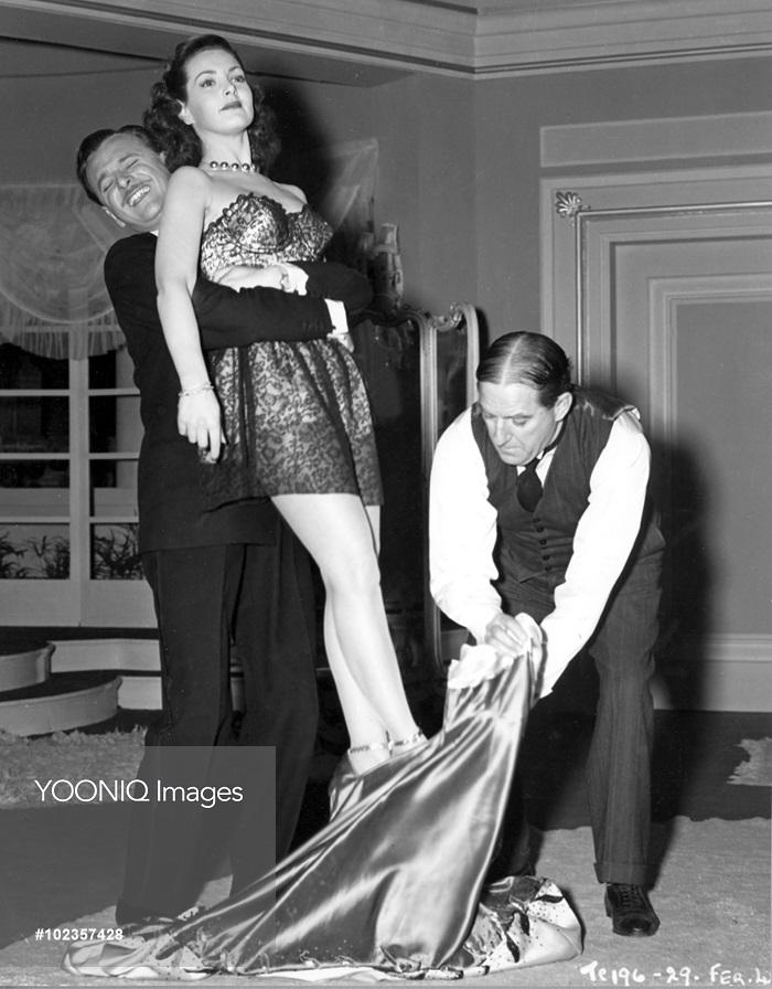 The Perfect Woman Bernard Knowles 1949 Mark Bould