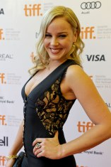 ABBIE CORNISH at Disconnect Premiere at Toronto Film Fest