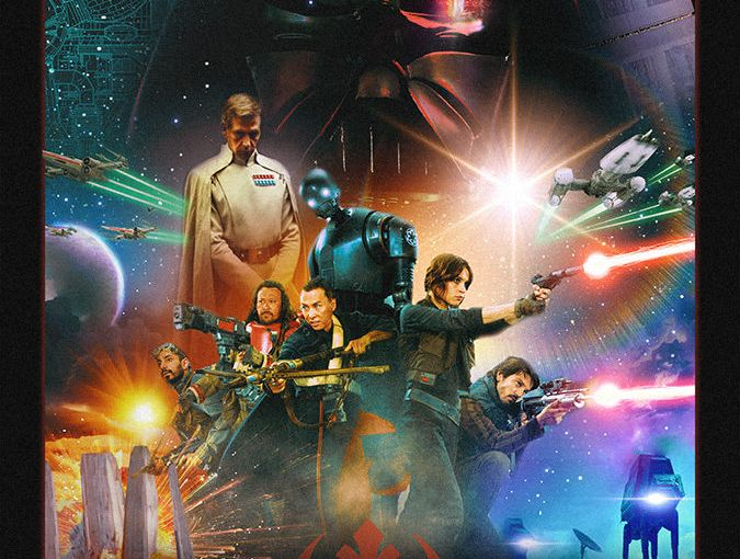 Rogue One: A Star Wars Story (Edwards 2016)
